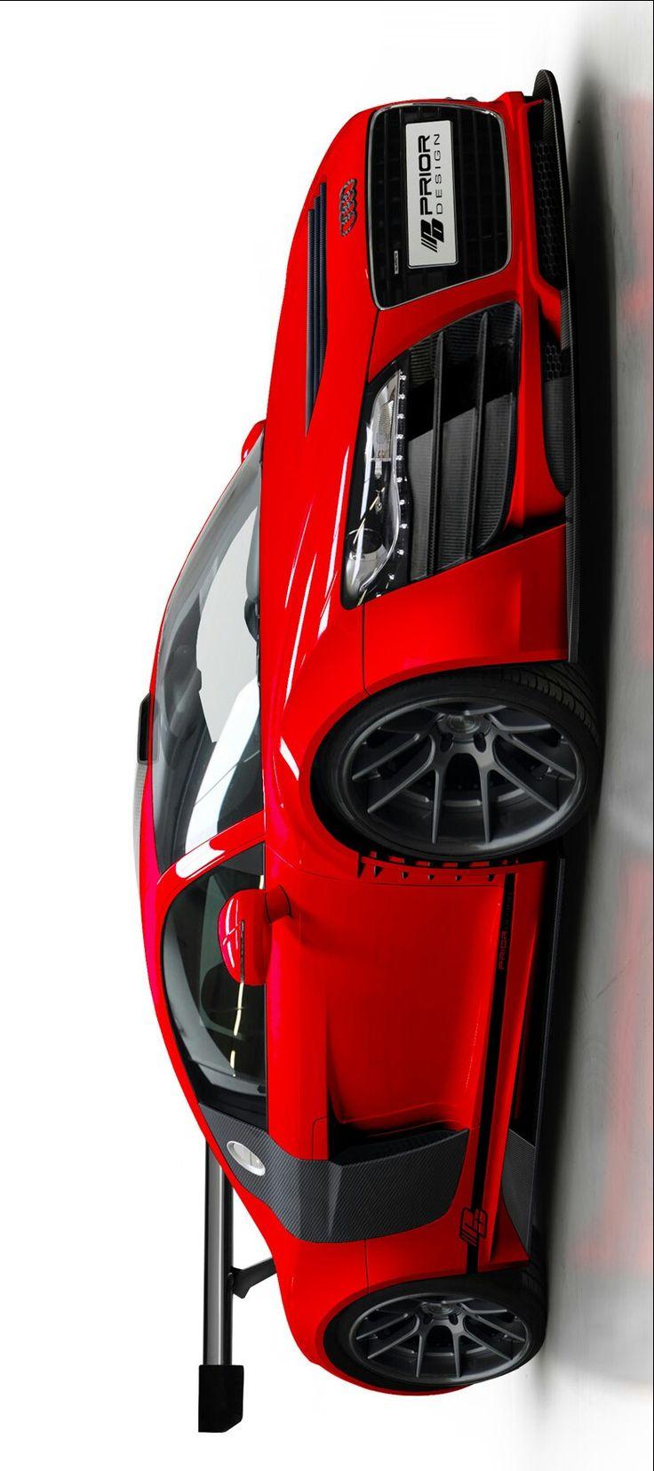 (°!°) PRIOR Design Audi R8 GT850 Widebody