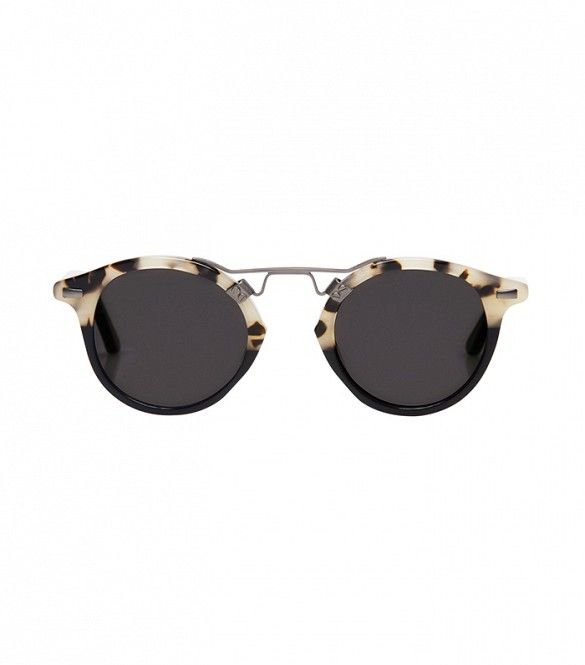Krewe St. Louis Sunglasses in Tortoise