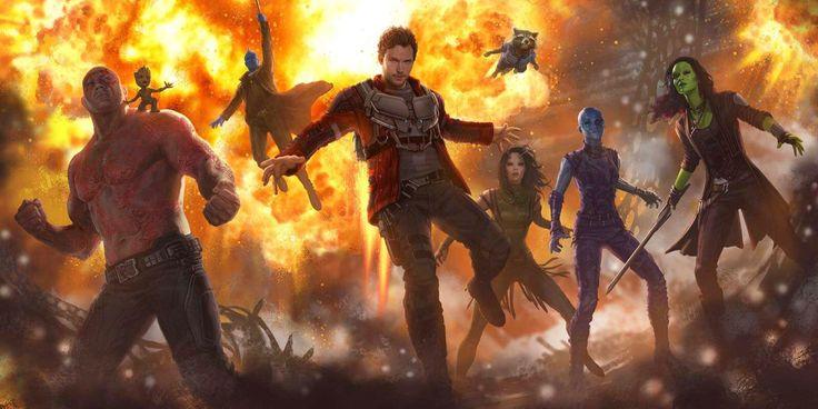 Guardiani della Galassia Vol. 2: James Gunn smente il rumor sui Celestiali