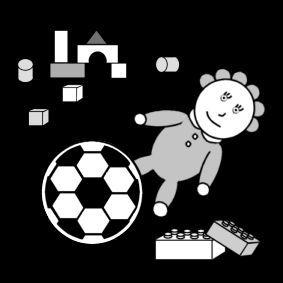 Pictogram Speelgoed