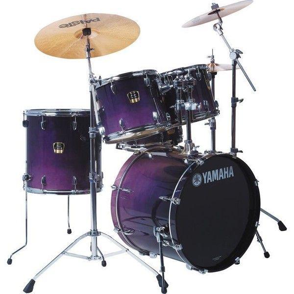 Yamaha drum sets 25 pinterest for Yamaha dtx450k 5 piece electronic drum kit
