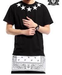 Resultado de imagen para camisetas largas hombre