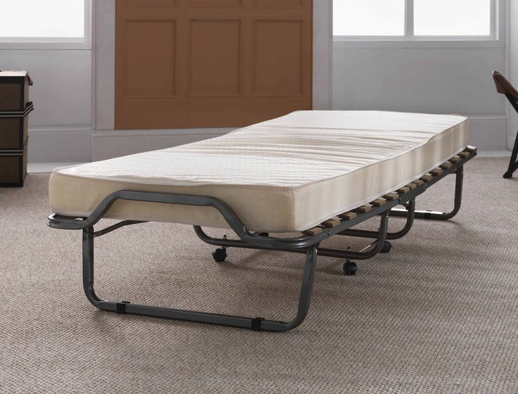 Types of beds, Folding bed mattress