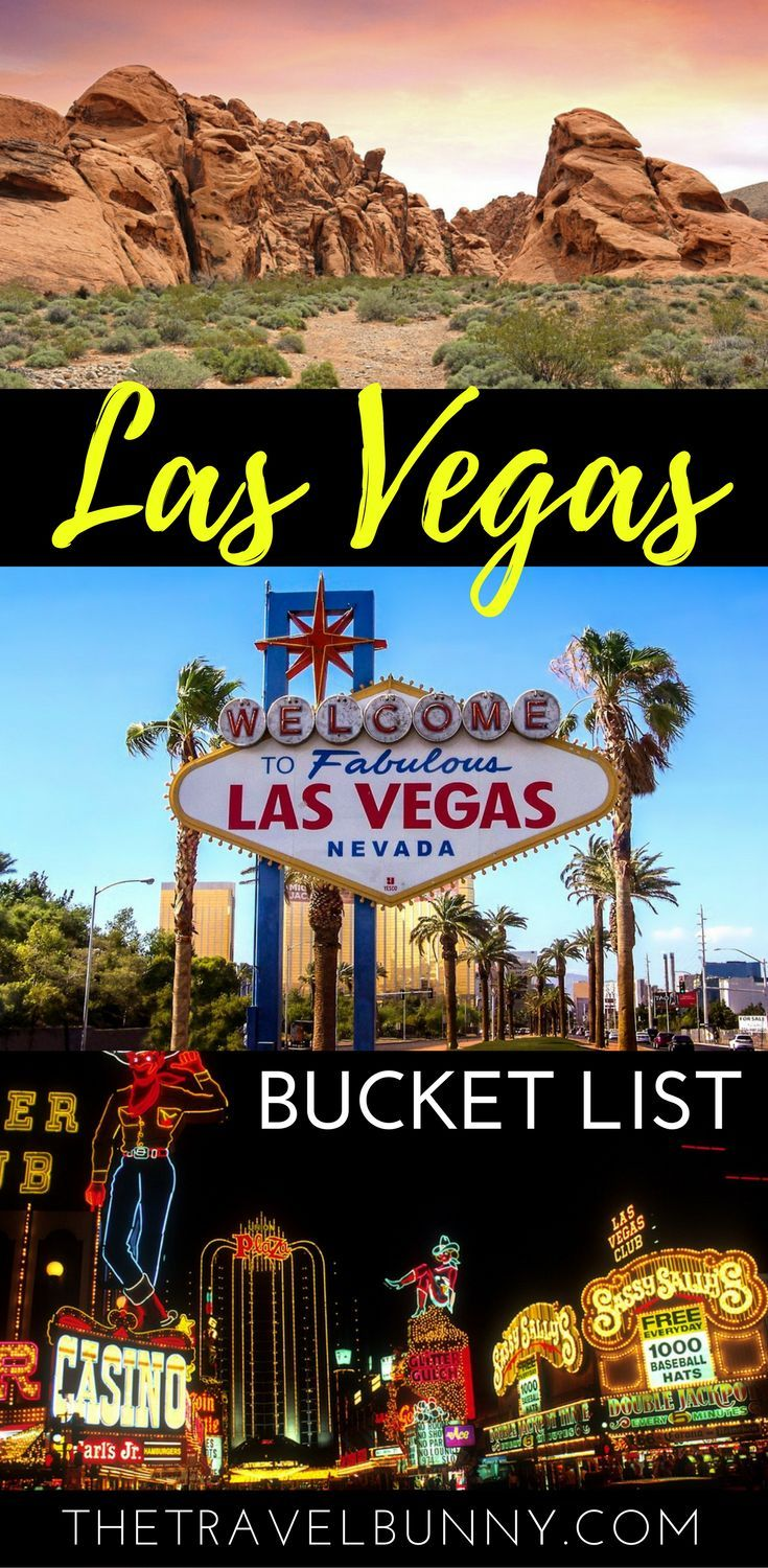 Las Vegas sightseeing guide. Top ten things to do in Las Vegas from the Neon Museum to Freemont Street and exploring The Strip