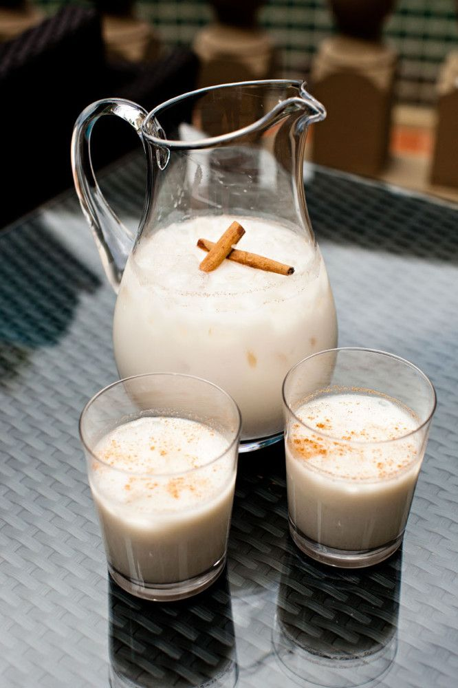 Homemade Horchata | Cinco de Mayo