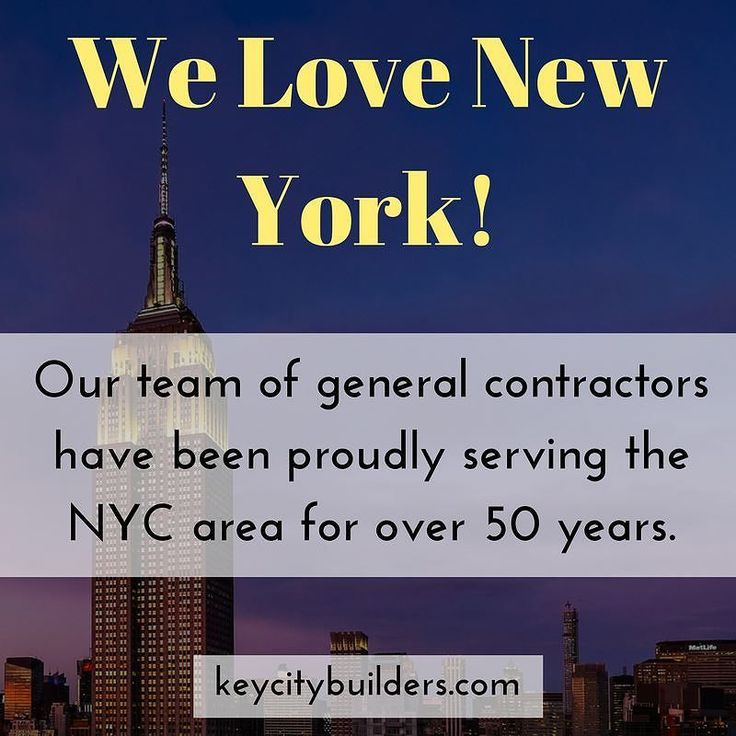 From retail to restaurant to residential construction Key City Builders takes pride in making NYC even more beautiful  #GeneralContractor #NYC #homerenovation #officerenovation #Manhattan #Brooklyn #brownstone