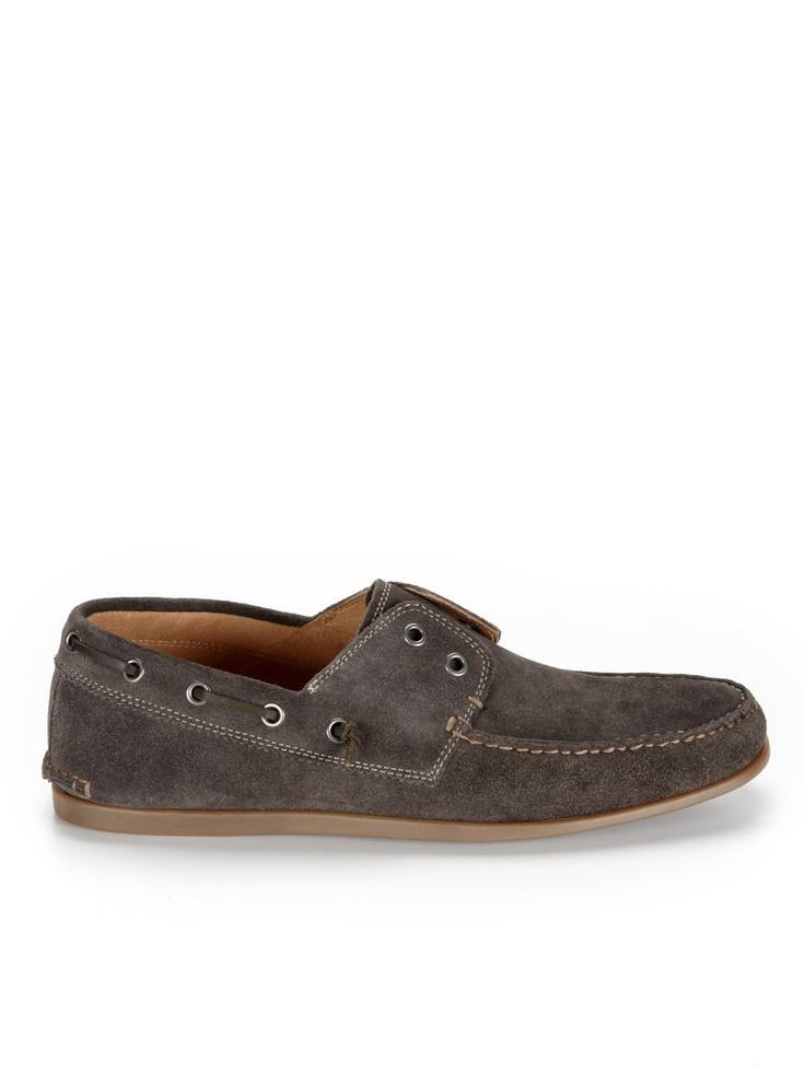 John Varvatos Star USA  Schooner Laceless Boat Shoe: Boat Shoe