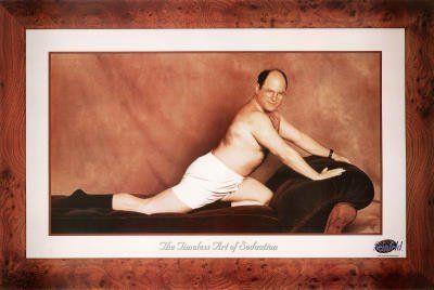 George Costanza <3. The art of seduction. Seinfeld.