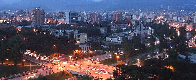 Tirana - Arnavutluk
