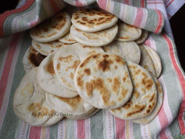 Gorditas de Harina-Savory Flour Gorditas For Filling|La Piña en La Cocina #gorditasdeharina