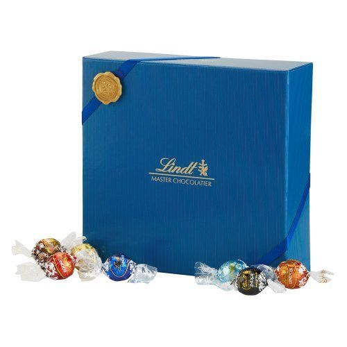 Lindt Chocolate Navy Emblem Gift Box with LINDOR truffles by Lindt via https://www.bittopper.com/item/lindt-chocolate-navy-emblem-gift-box-with-lindor-truffles/