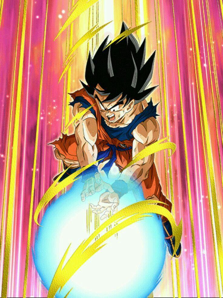 Goku Kamehameha Dragon Ball Artwork Anime Dragon Ball Super Dragon Ball Super Manga