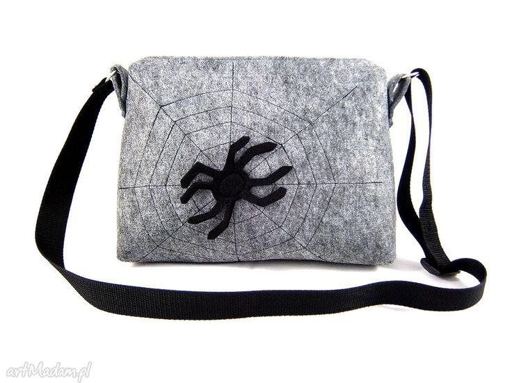 Spider on bag. $22