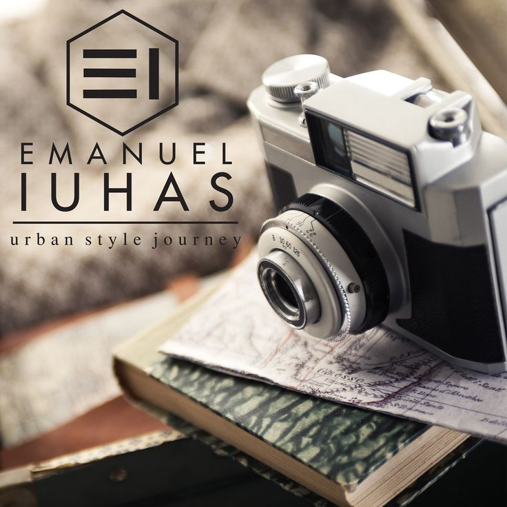 Flavia Furtos Client: Emanuel Iuhas / www.emanueliuhas.com Branding & Identity Corporate Design