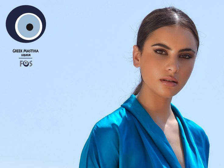 Maria Tsagkaraki for FOS Greek Mastiha. Photo Studio Reskos