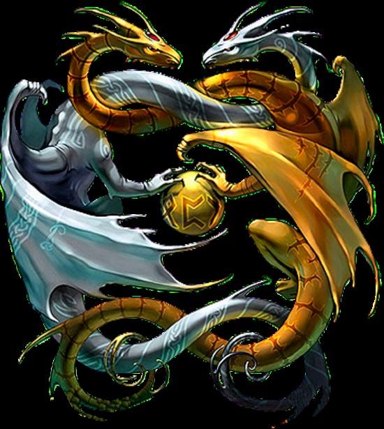 дракон близнец картинка катарской экономики