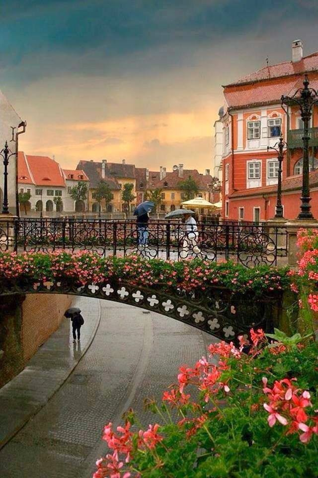 Sibiu - medieval town in the heart of Romania