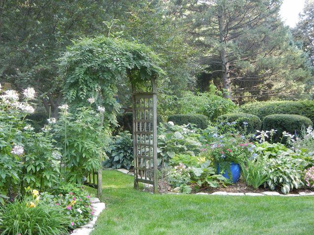 ~ connie's inspired garden