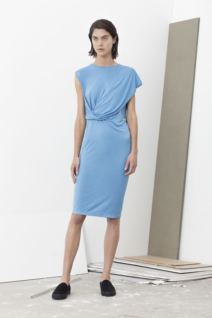 Hurley all in one cowl drape dress