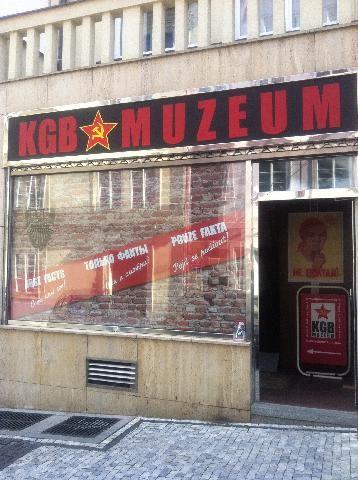 [SEE] KGB Museum – Prague