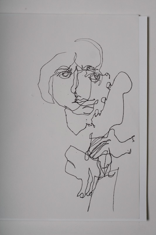 Contour Line Drawing Zone : Ideas about contour drawings on pinterest blind