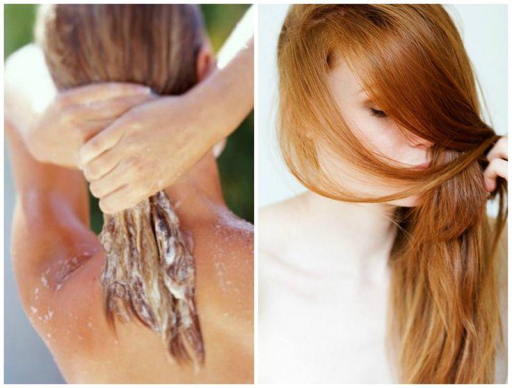 Hvordan få rent og sunt hår? 1.Bruk en sjampo som håndterer fet hodebunn, men samtidig på en skånsom måte tar vare på hårtuppene. DSD De Luxe 4.1 Sjampo renser hodebunnen og gir samtidig næring og proteiner til tørre tupper.  Husk å la sjampo virke i 2-5 minutter før det skylles ut.  2. Bruk en maske som fjerner overflødig fett(sebum) Ved å bruke DSD De Luxe 4.3 Keratin Treatment maske vil hodebunnen bli frisk og ren, og hårtuppene tilført fuktighet.