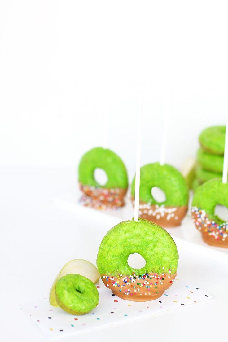 Caramel Apple Donuts   Aww, Sam
