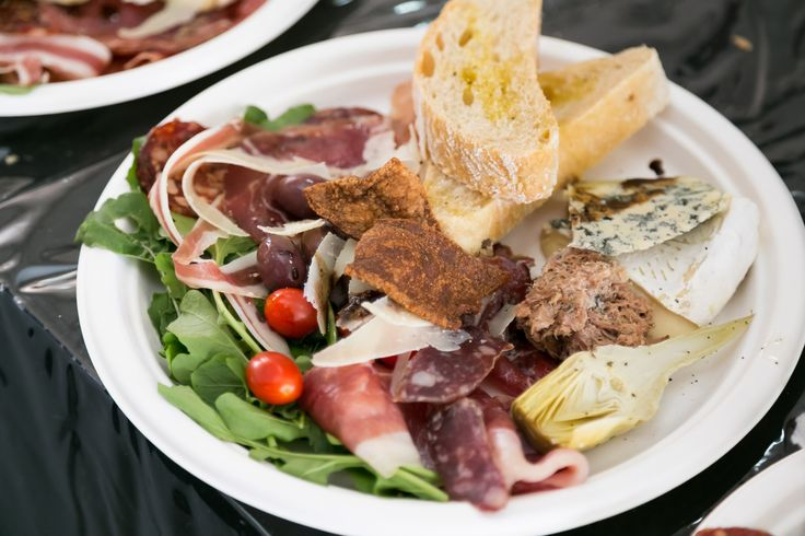 Richard Bosman's nose-to-tail platter of charcuterie. Find him at the #SanlamHmC Fair in Joburg this weekend
