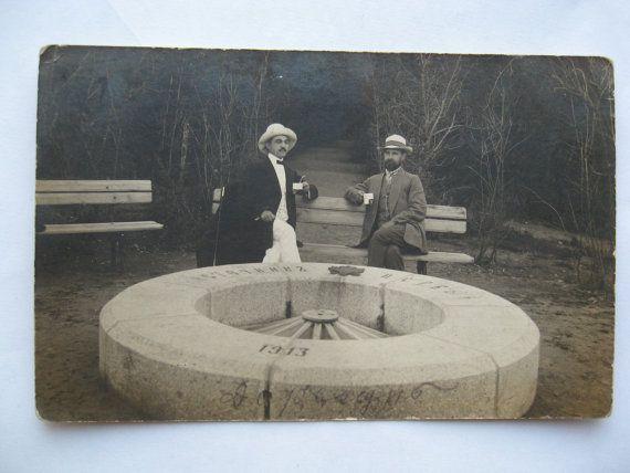 Винтажная фотография 1913 год от VIRTTARHAR на Etsy