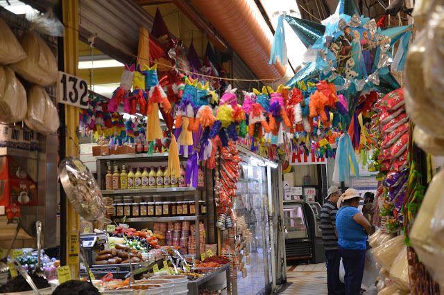 El Mercado - East LA  Viaggi e Delizie: Melting Pot Food Tours in Los Angeles  http://www.viaggiedelizie.com/2015/07/melting-pot-food-tours-in-los-angeles.html