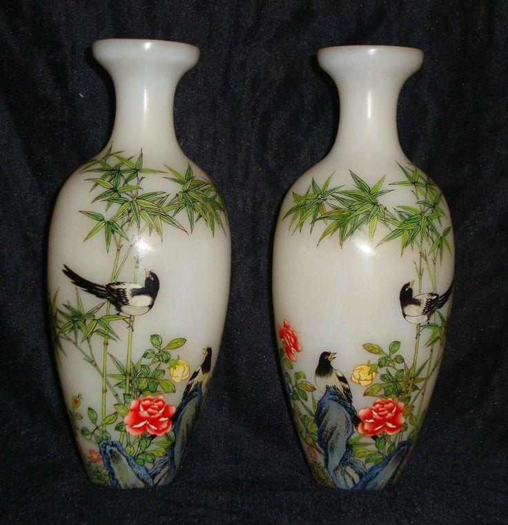 Goedkope Qing dynastie yongzheng luieren emaille nectaromycetes vaas, koop Kwaliteit glas ambachten rechtstreeks van Leveranciers van China:             ---- Qing-dynastie yongzheng luieren emaille nectaromycetes vaas-----