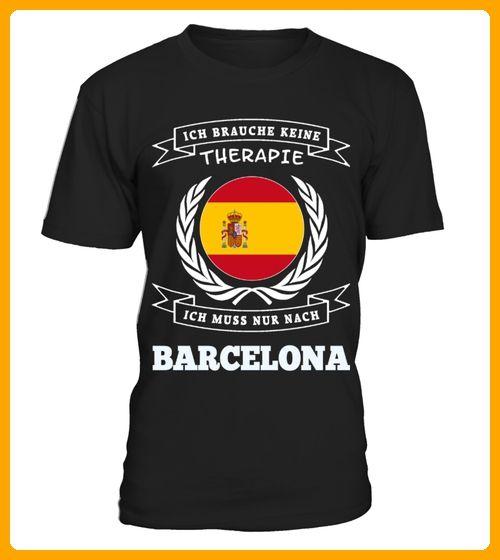BARCELONA - Shirts für reisende (*Partner-Link)