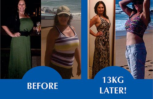 TLC For Wellbeing : weight loss - Articles - Client Success Stories - Dalene