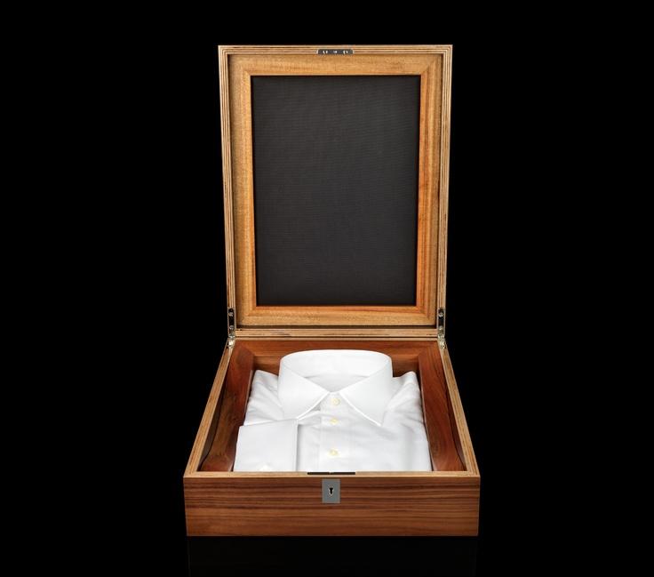 Shirt case.