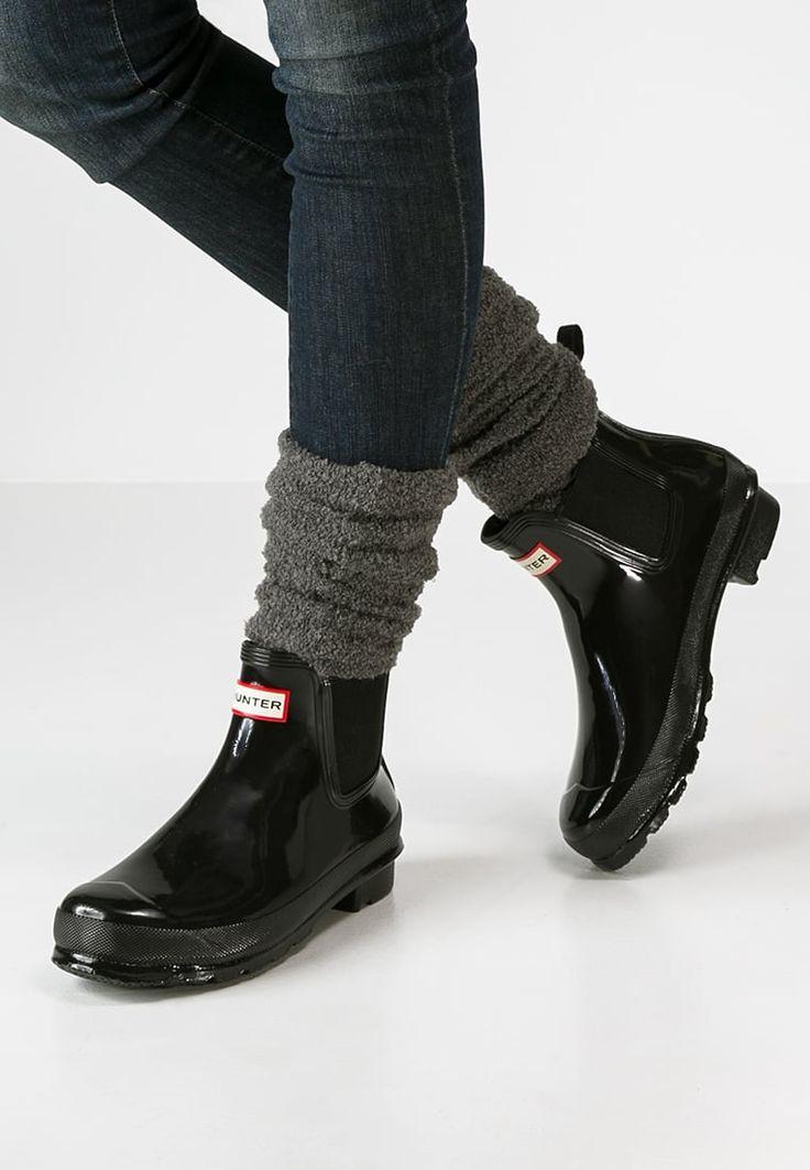 Garantiert trockene Füße – mit diesen Schuhen kein Problem. Hunter Gummistiefel…