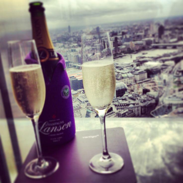 Vertigo 42 - Champagne Bar - London