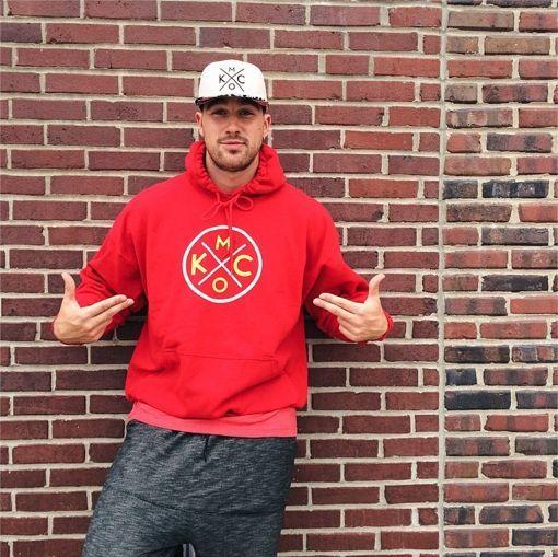 Kansas City Chiefs' Travis Kelce
