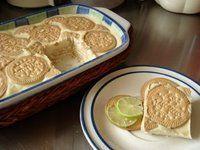 Pie frio de limón Ver recetas: http://www.mis-recetas.org/recetas/show/4453-pie-frio-de-limon