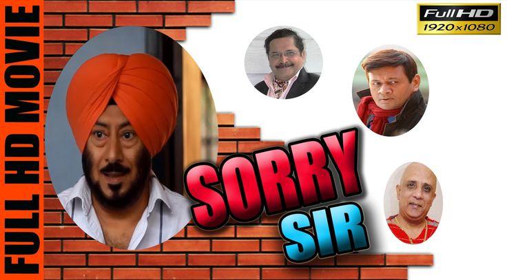 cool Sorry Sir   Full Punjabi Comedy Movie   Jasvinder Bhalla   Mehar Mittal  