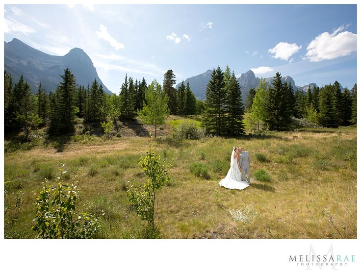 canmore mountain wedding