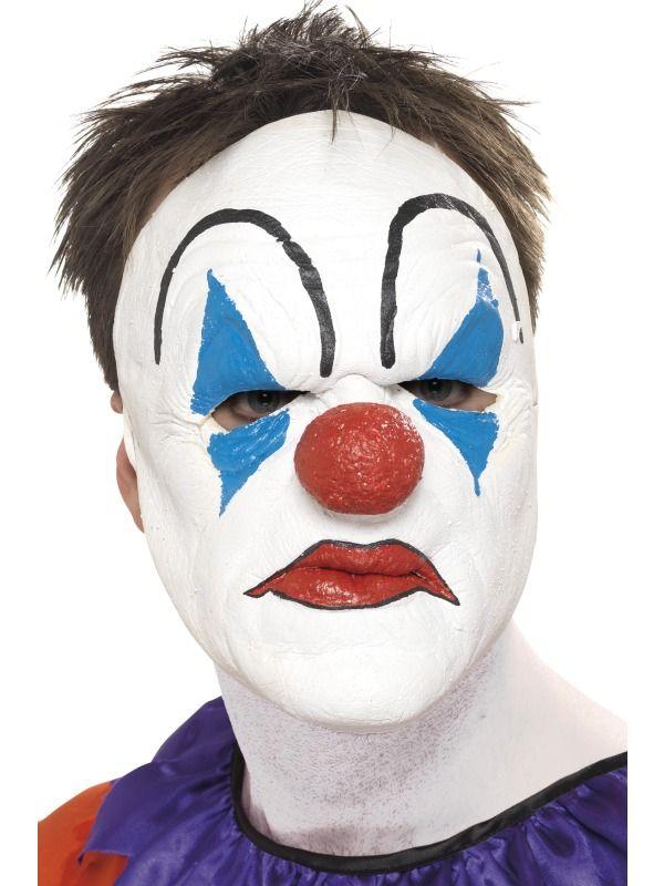Evil Clown Mask Foam - The Film Cell