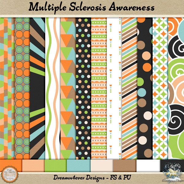 FREE MS Awareness by Dreamn4ever Designs: Blog Trains