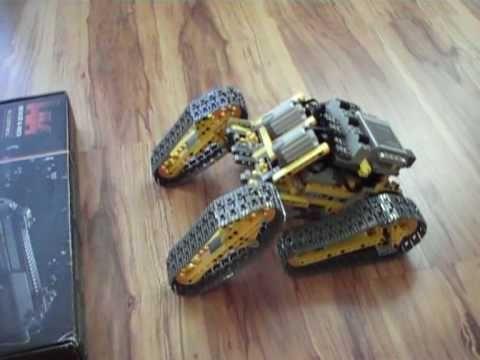 Lego Technic Off Road robot r/c