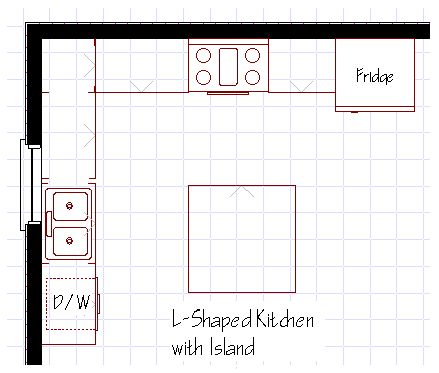 Best 25 small l shaped kitchens ideas on pinterest for Country kitchen ideas layouts