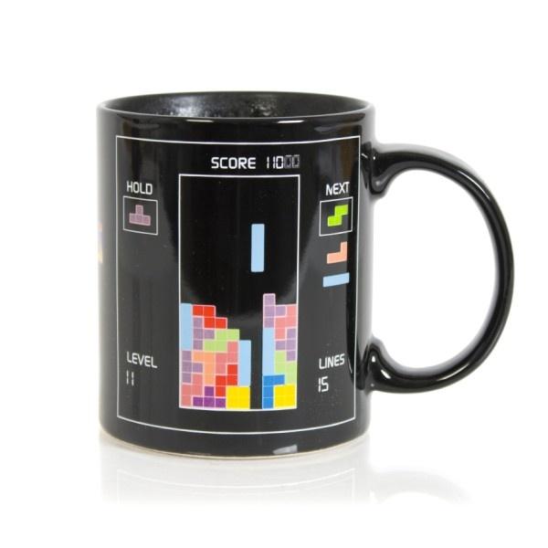 Oggi colazione anni '80... ce la facciamo una partitina a tetris???