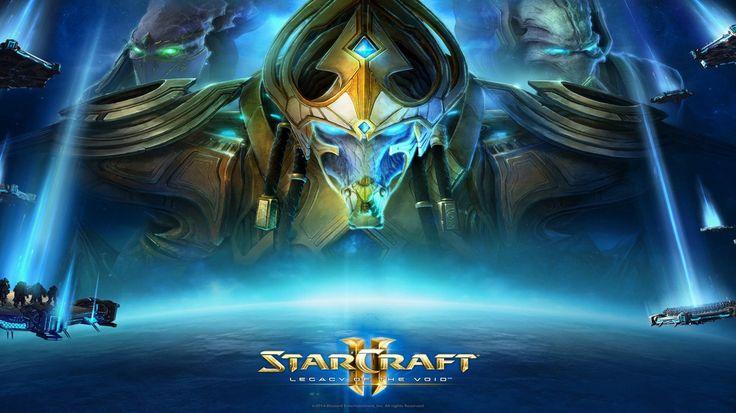 StarCraft 2 Legacy of the Void Kapalı Beta Başlıyor