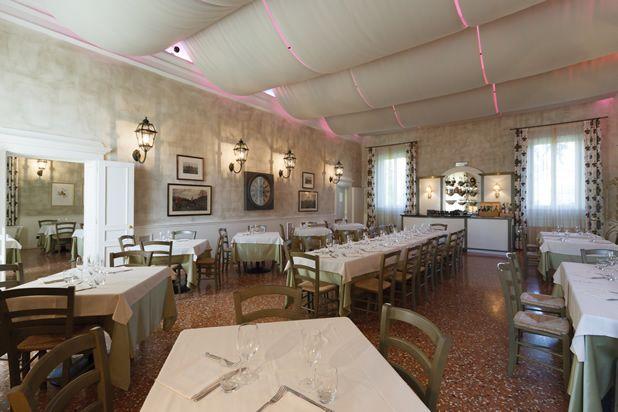 Villa Aretusi - La Trattoria