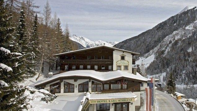 #UNTERKUNFT St. Anton Arlberg günstig - #Hotel Karl Schranz in St. Anton - günstige Angebote - Das 4-Sterne-Hotel Karl Schranz befindet sich in ruhiger, sonniger Lage in St. Anton und bietet einen herrlichen Blick auf die Bergkulisse. Das Zentrum und das Skigebiet sind jeweils ca. 600 m entfernt