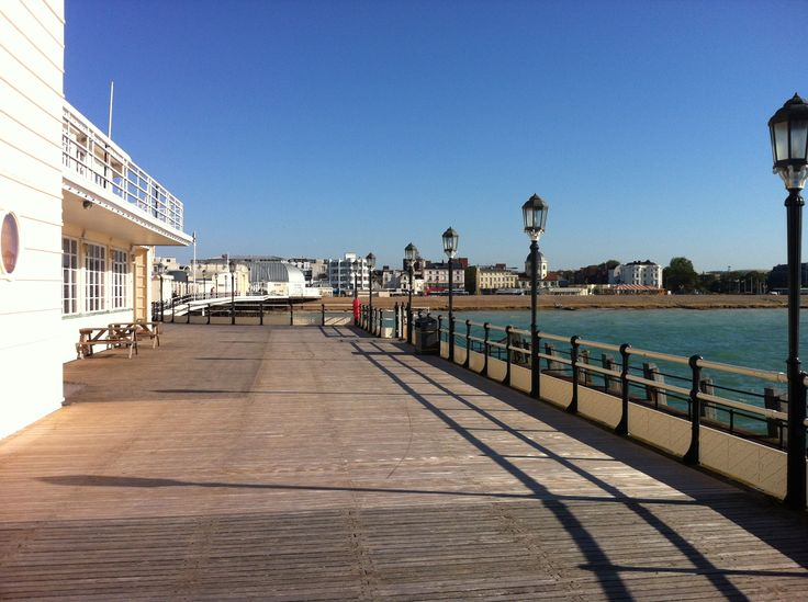Worthing Pier, Sussex, England