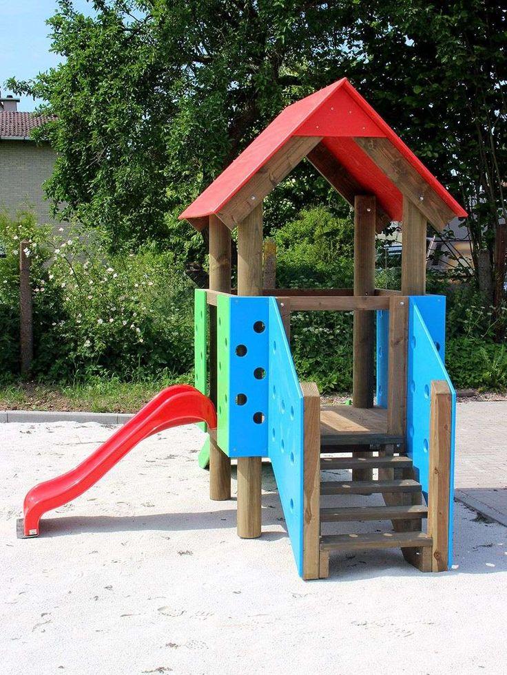 Spielturm Kleiner Garten